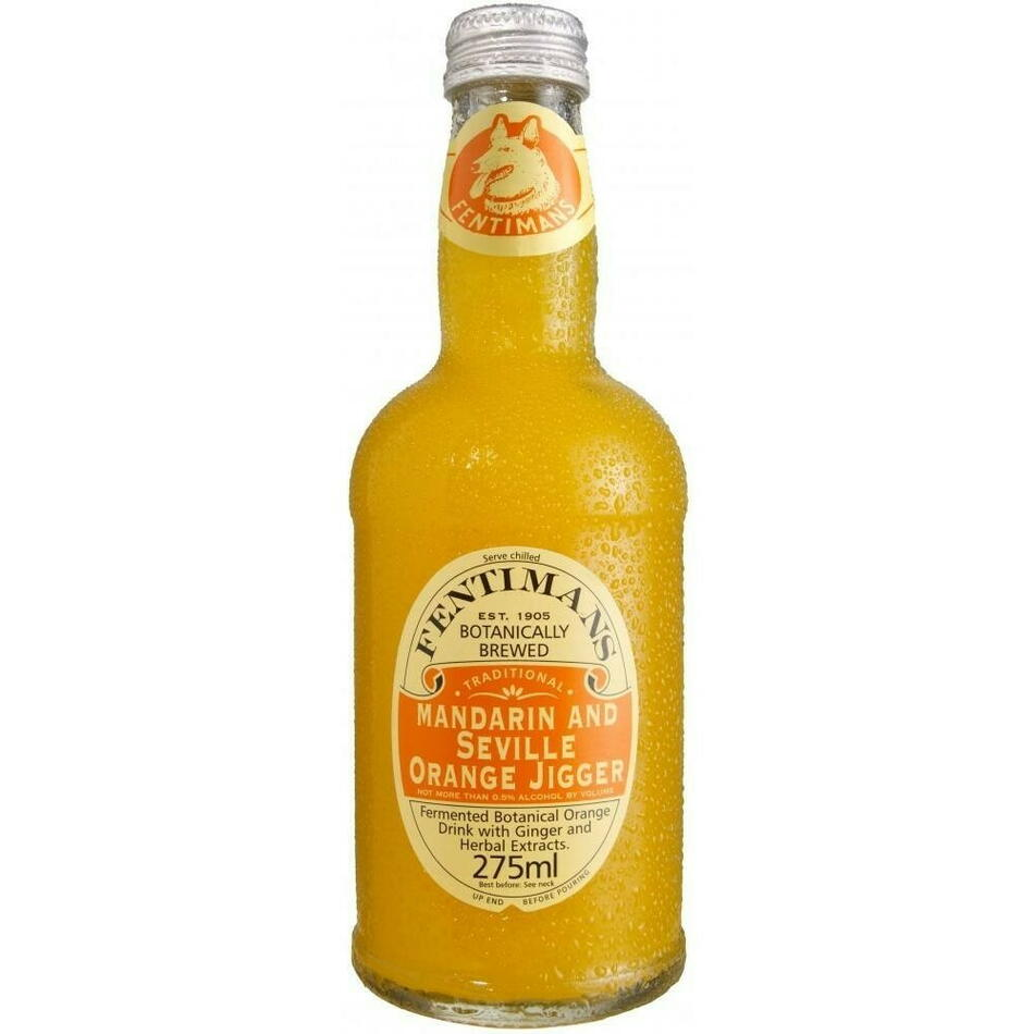 Image of   Fentimans Orange Jigger 27,5cl