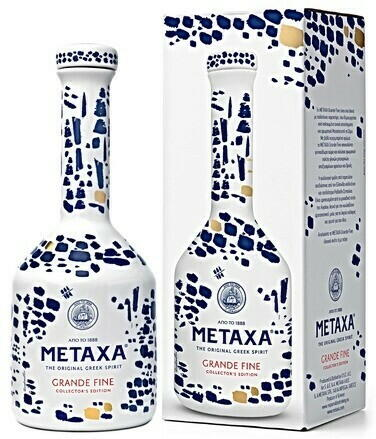 Image of   Metaxa Grande Fine Collector's Edition Fl 70