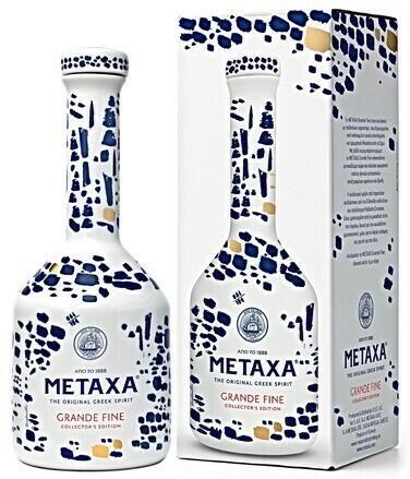 Image of   Metaxa Grande Fine Collector's Edition Fl 70