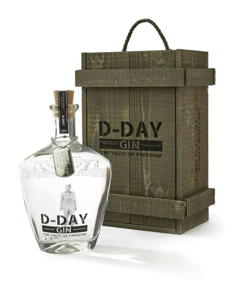Image of   D-day Gin Fl 70