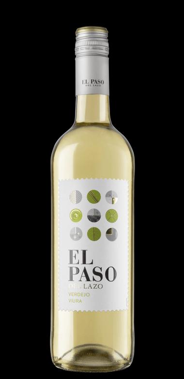 Image of   El Paso Del Lazo, Viura-verdejo 0,7 liter5 Ltr