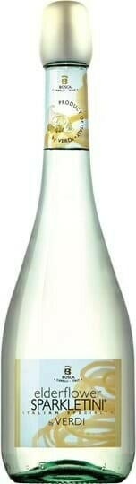 Image of   Bosca Verdi Sparkletini Elderflower 0,7 liter5 Ltr