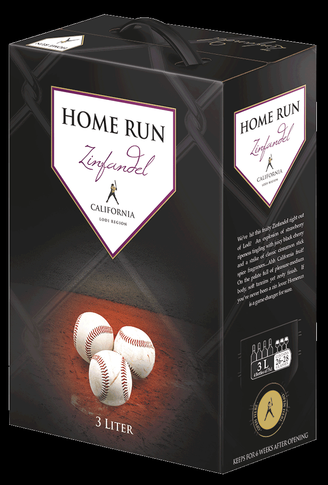 Image of   Home Run Zinfandel (Bib) Krt 300