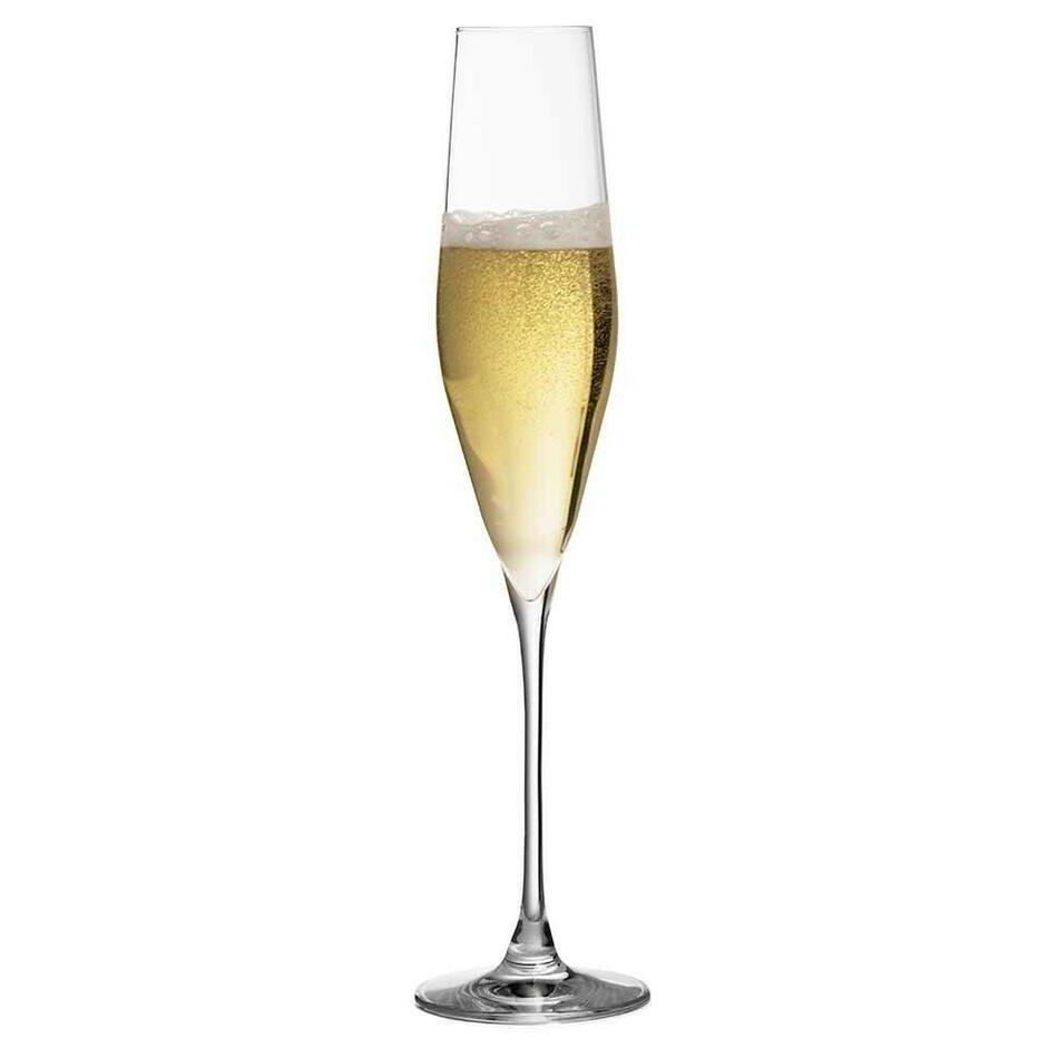 Image of   Champagne Flute Bacci Krystalglas Urban Bar