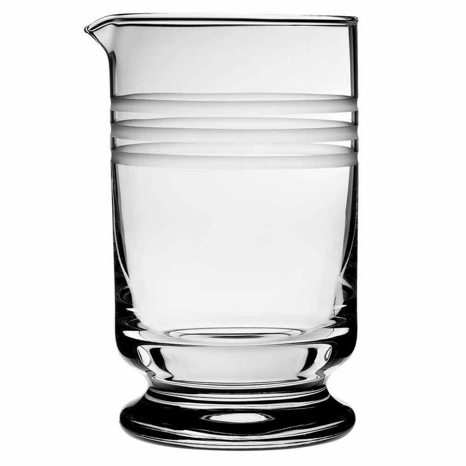 Image of   Calabrese Footed Mixer Glas Urban Bar