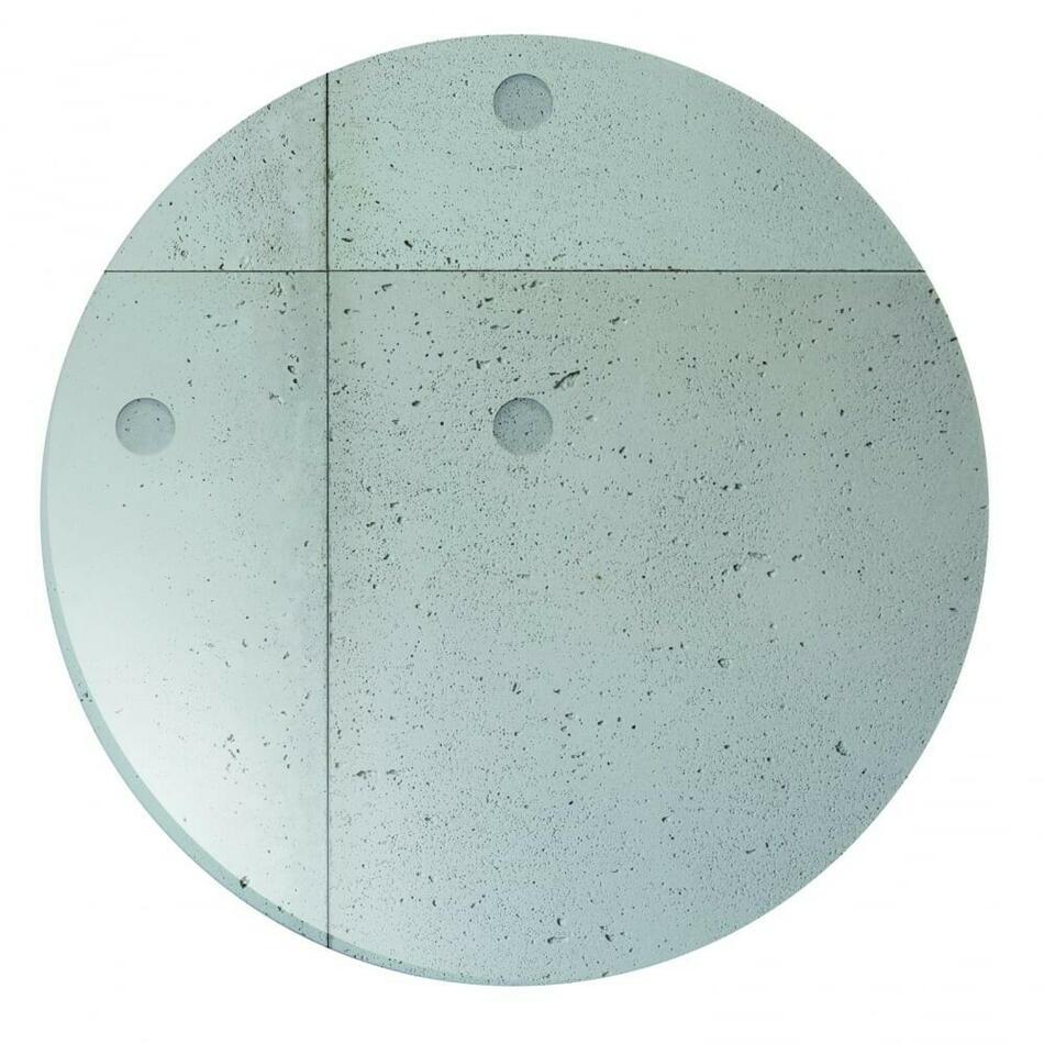 Image of   Concrete Tallerken 28cm