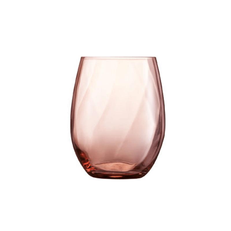 Image of   ARPEGE COLOR PINK HB TUMBLER Glas 35cl (6stk)