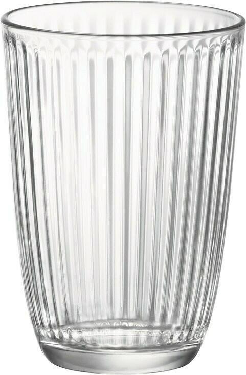 Image of   Bormioli Line drikkeglas, klar, 30 cl