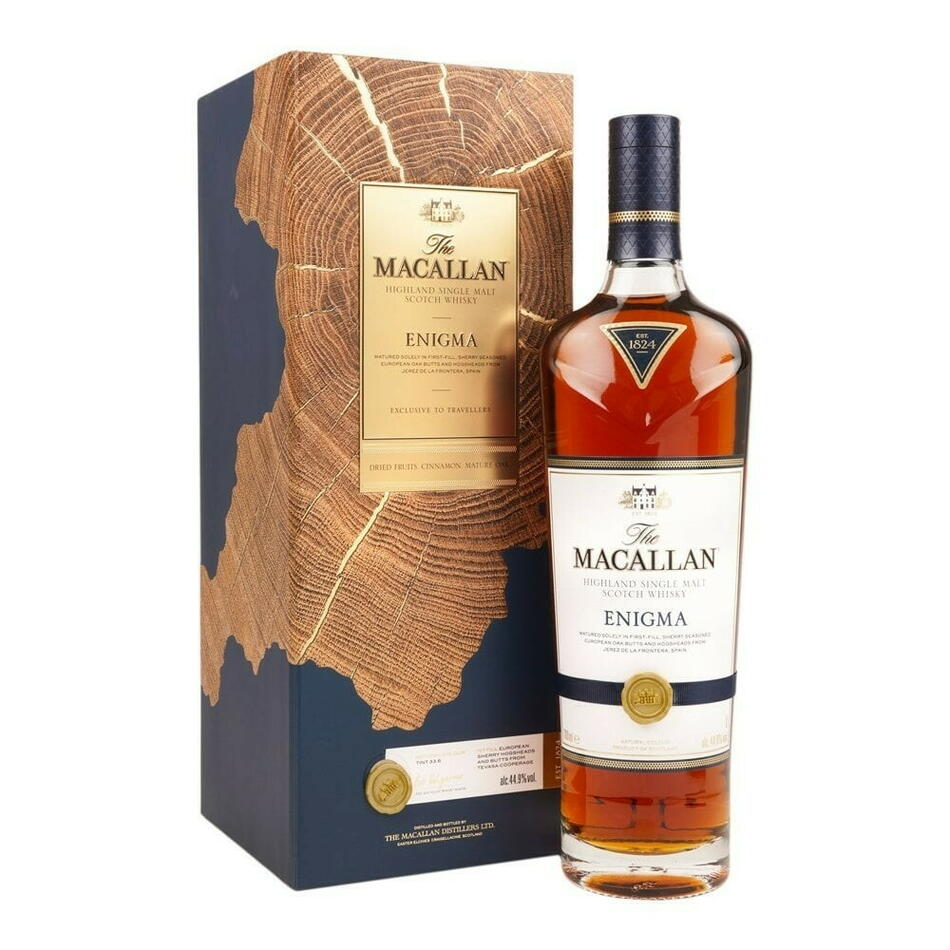 Image of   Macallan Enigma Speyside Single Malt