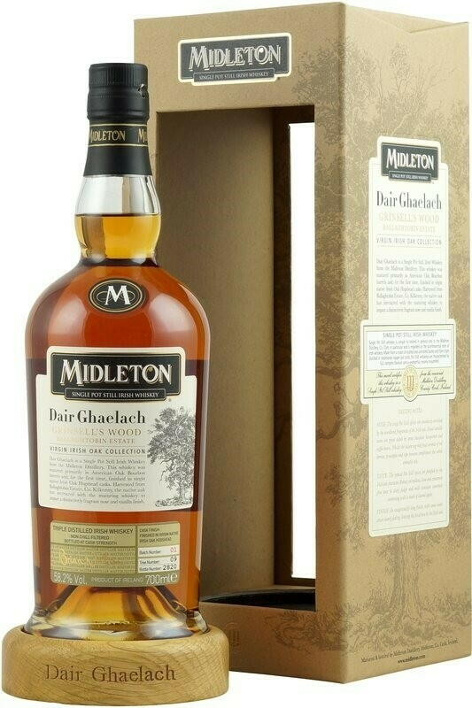 Image of   Midleton Dair Ghaelach Tree 7 Irish Whiskey