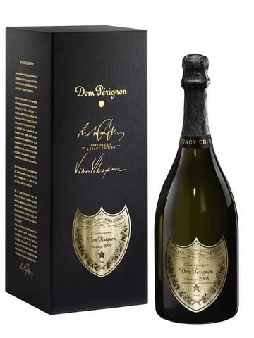 Image of   Dom Pérignon Champagne Vintage 2008 Legacy Edt.