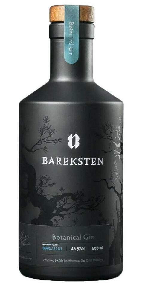 Image of   Bareksten Gin