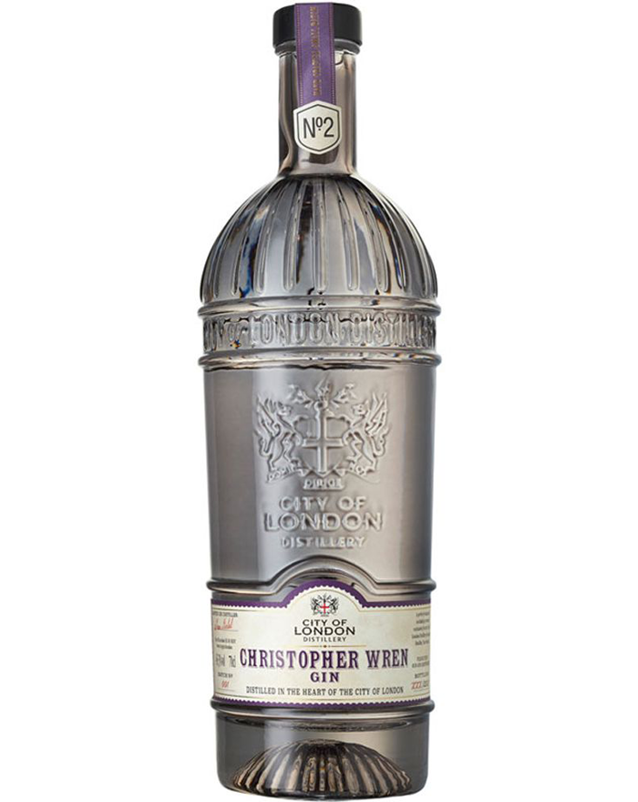 Image of   City Of London No.2 Christopher Wren Gin