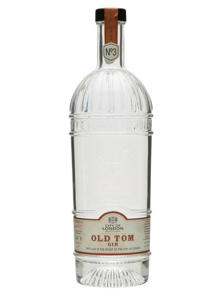 Image of   City Of London No.3 Old Tom Gin