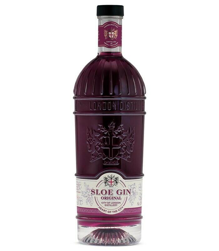 Image of   City Of London No.4 Sloe Gin