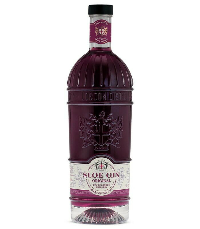 Image of   City Of London No.4 Sloe Gin