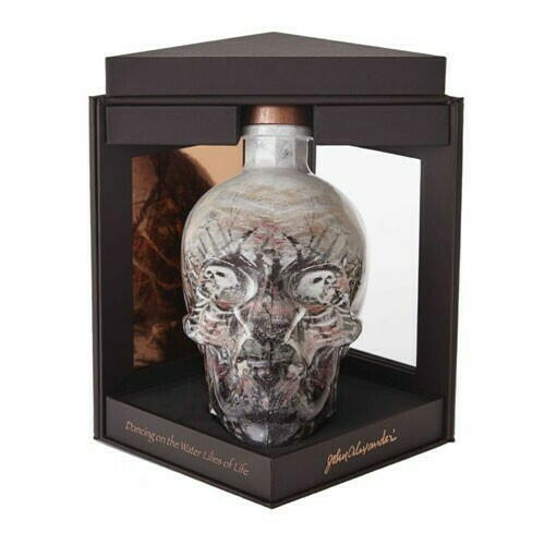 "Image of   Crystal Head Vodka ""John Alexander"" Limited Edt. 70cl"