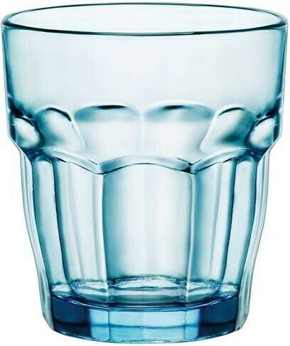Image of   Bormioli Rockbar drikkeglas, blå, 27 cl