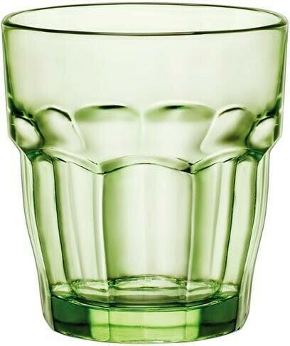 Image of   Bormioli Rockbar drikkeglas, grøn, 27 cl