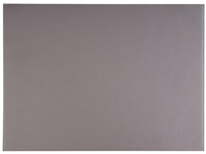 Image of Dækkeserviette Kunstleder- 45 x 32,5cm