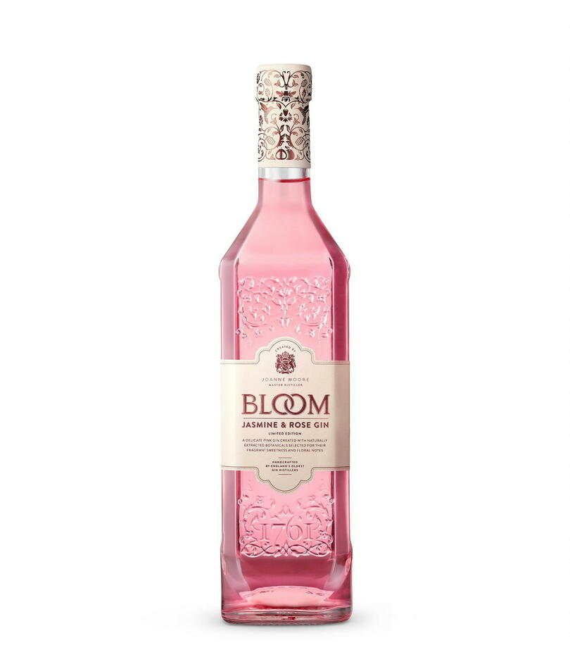 Image of   Bloom Jasmine & Rose Gin