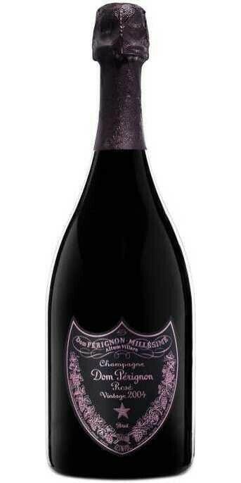 Image of   Dom Perignon Champagne Rosé 2004