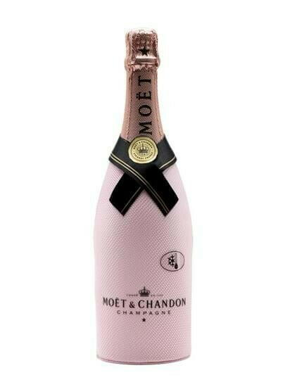 Image of   MoÃ«t & Chandon Champagne Rosé Imperial (Suit)