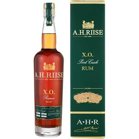 Image of A.H. Riise XO Reserve Port Cask Rum