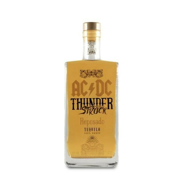 Image of   Ac/dc Thunderstruck Tequila Reposado