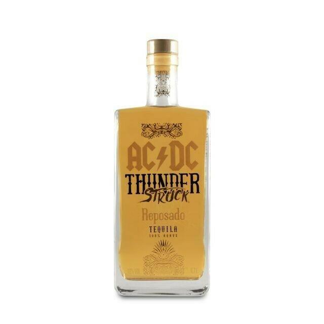 Image of Ac/dc Thunderstruck Tequila Reposado