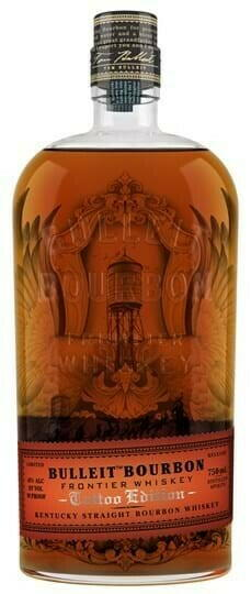 "Image of   Bulleit ""Tattoo Edition"" Bourbon Whiskey"