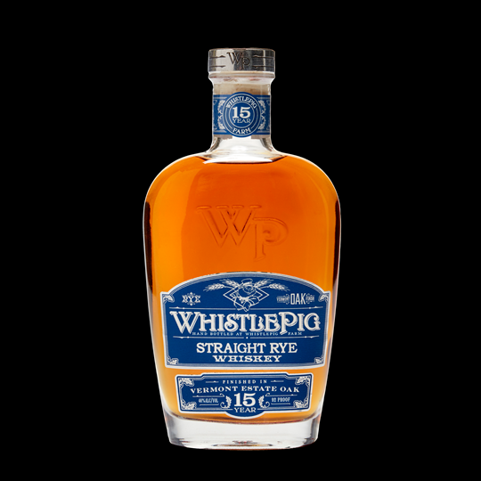 "Image of   Whistlepig ""Vermont Estate"" 15 Yo Rye Whiskey"