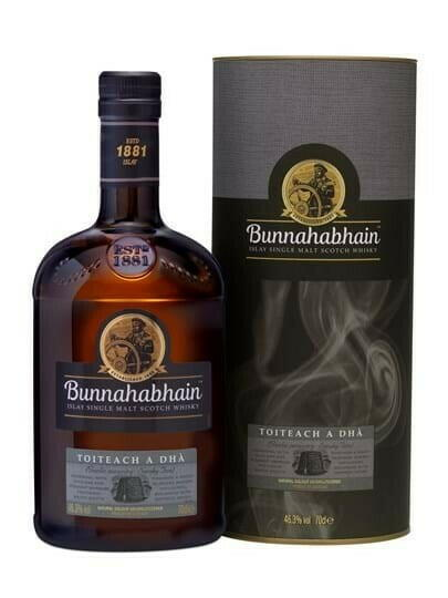 Image of   Bunnahabhain Toiteach a Dhá Islay Single Malt