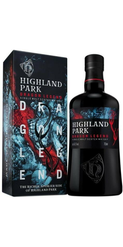 "Image of   Highland Park ""Light"" 17 Yo Single Malt Scotch"