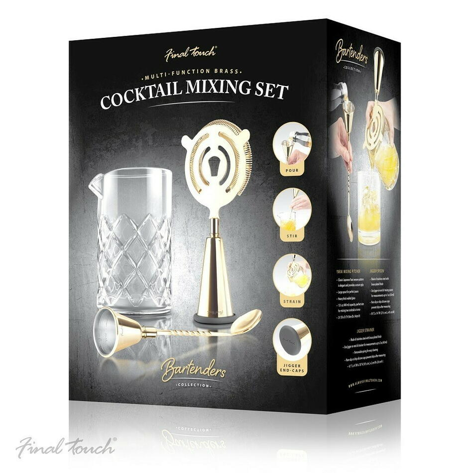 Image of   Cocktail Mixing Set
