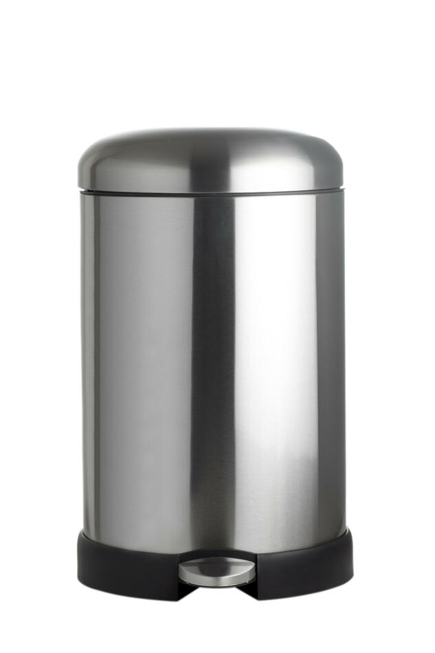 Image of   30 L. Pedal Bin Slow Down
