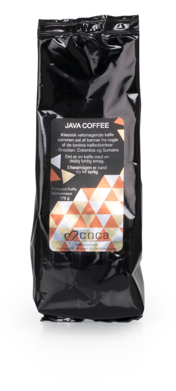 Image of   175 g. COCA Kaffe Java