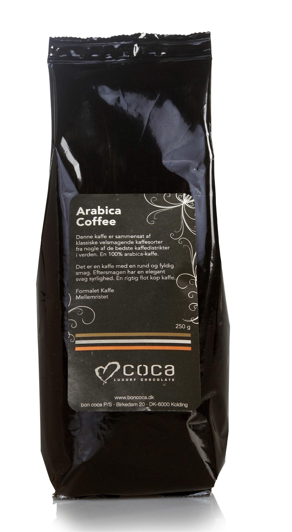 Image of   250 g. Coca Kaffe Arabica