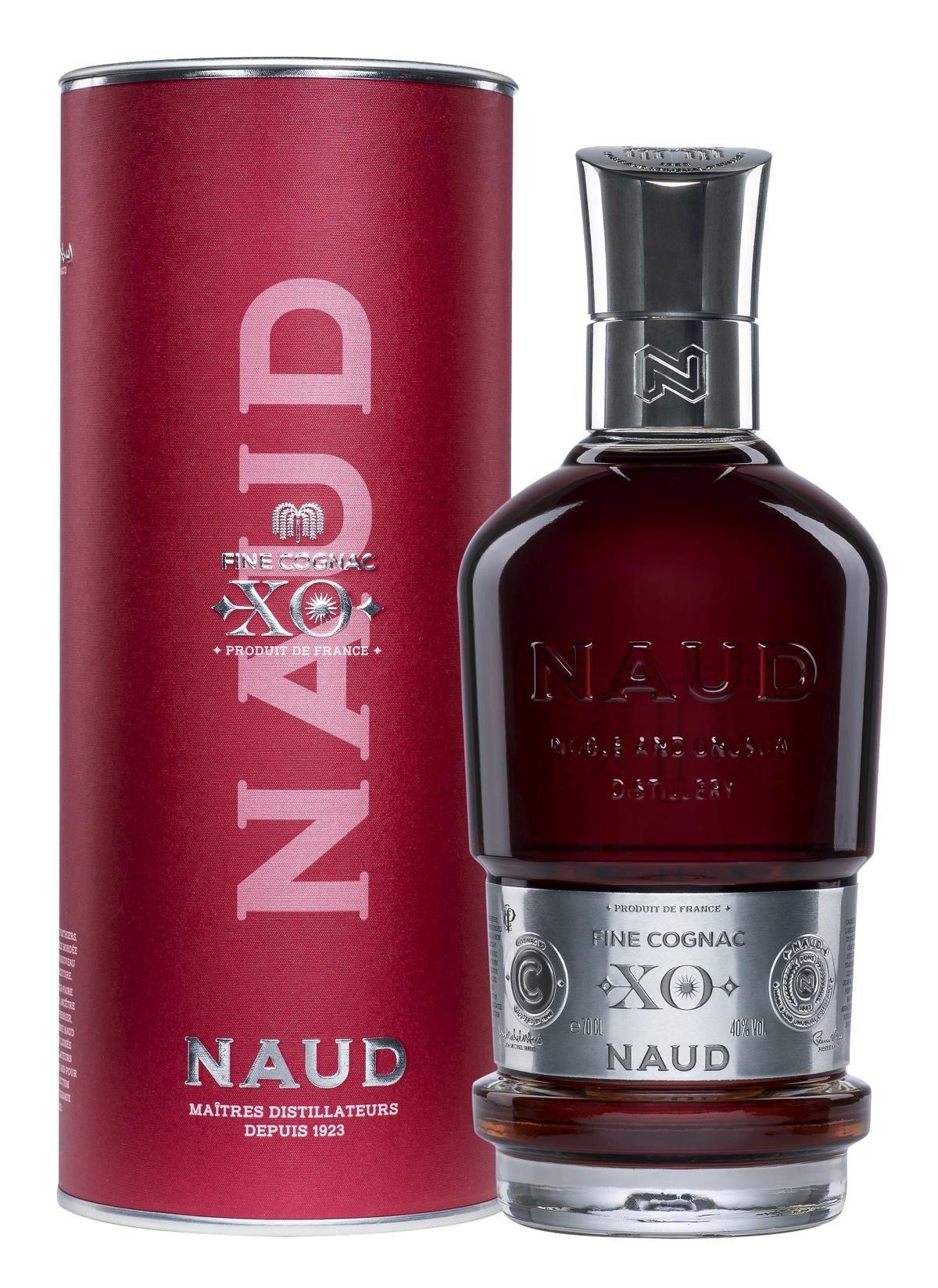 Image of   Naud Xo Cognac i Gaverør