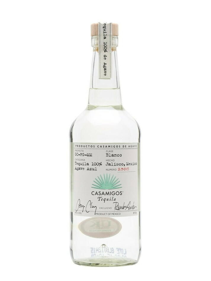 Image of   Casamigos Tequila Blanco 70 Cl.