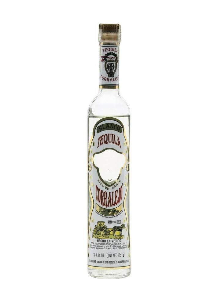 Image of   Corralejo Tequila Blanco 70 Cl.
