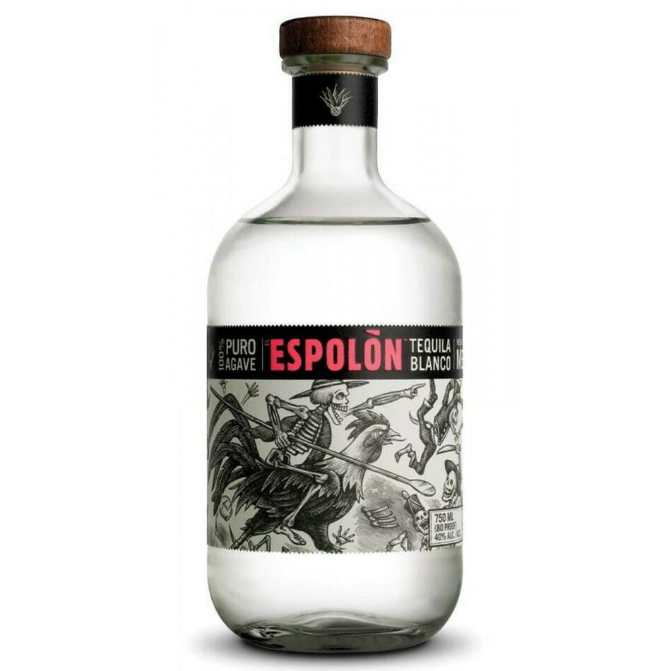 Image of   Espolon Tequila Blanco 70 Cl.