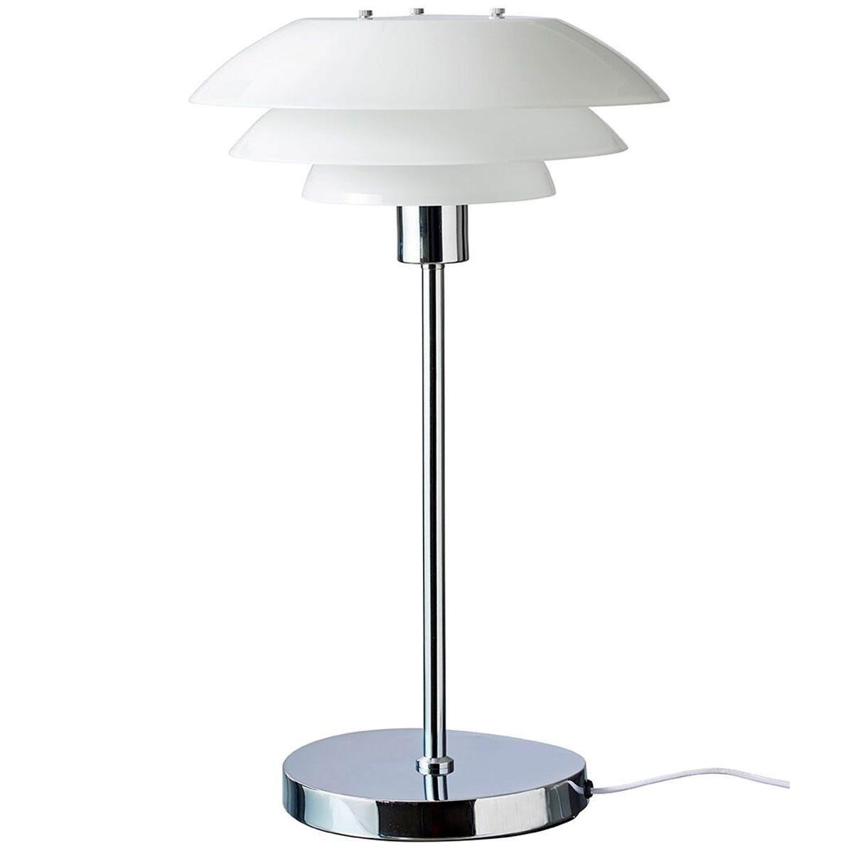 Image of   Dl31 Opal Bord Lampe H50 D31