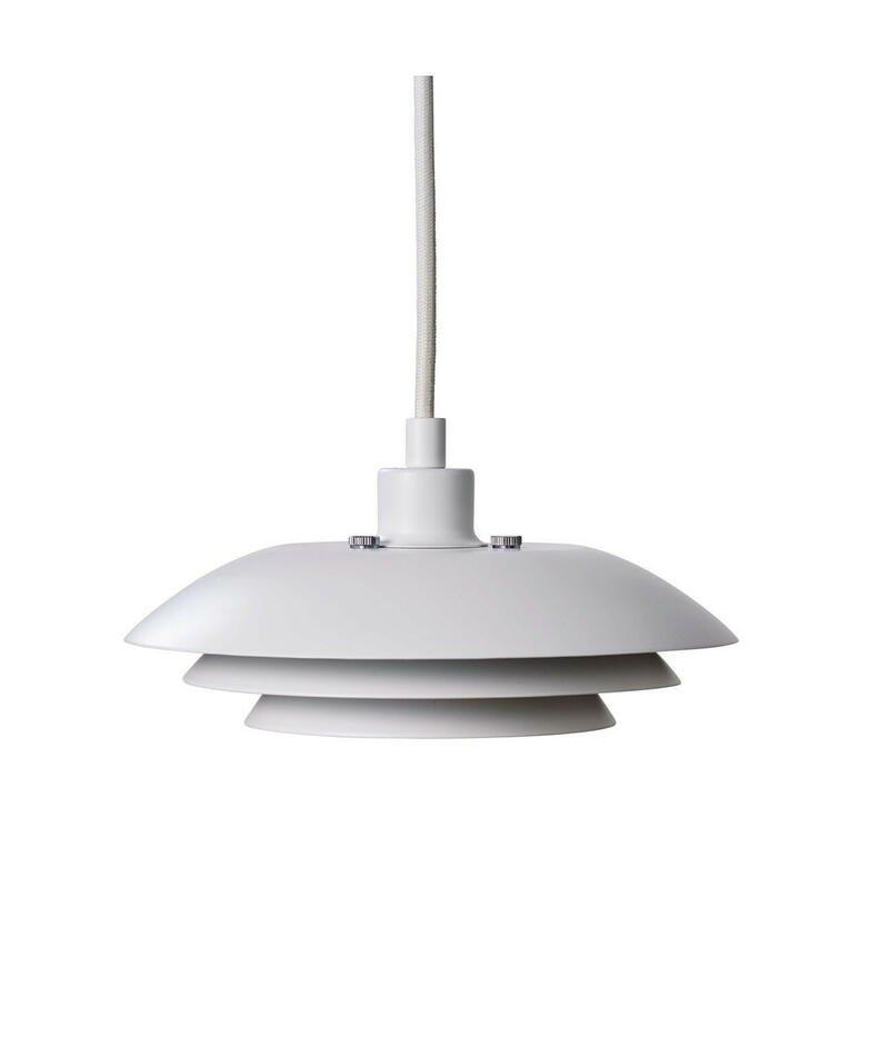 Image of   Dl20 Gulvlampe Mat Hvid H12 D20