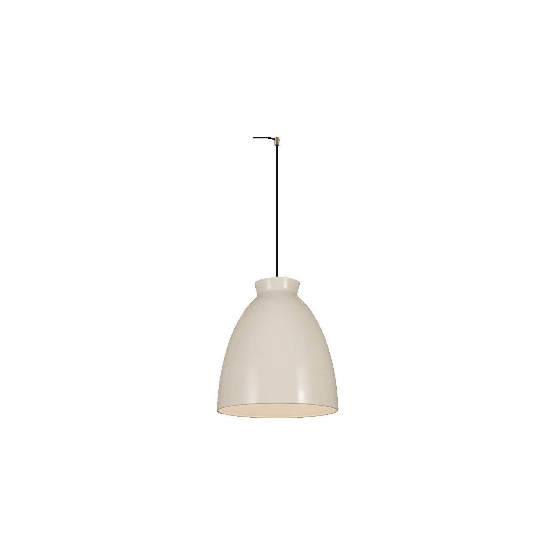 Image of   Milano Pendel Lampe Blank Hvid H19 D19