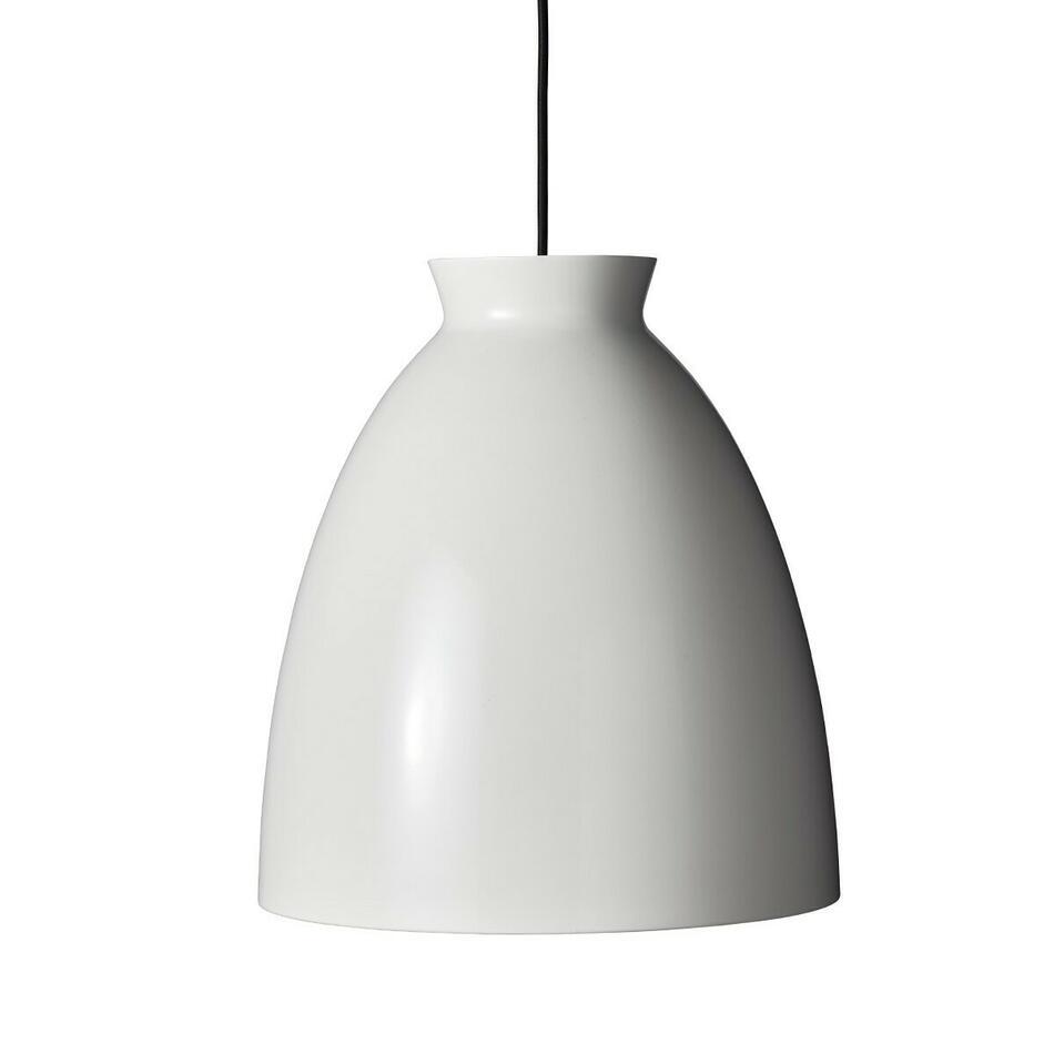 Image of   Milano Pendel Lampe Blank Hvid H30 D30