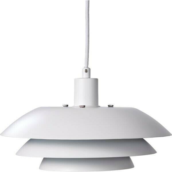 Image of   DL31 Pendel Lampe Mat Hvid H15 D31