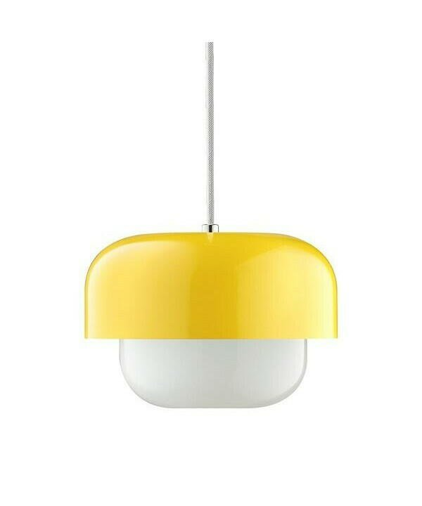 Image of   Haipot Pendel Lampe Yuzu Gul H15 D23