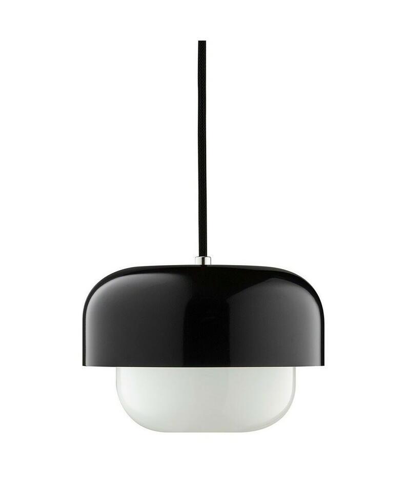 Image of   Haipot Pendel Lampe Yang Sort H15 D23