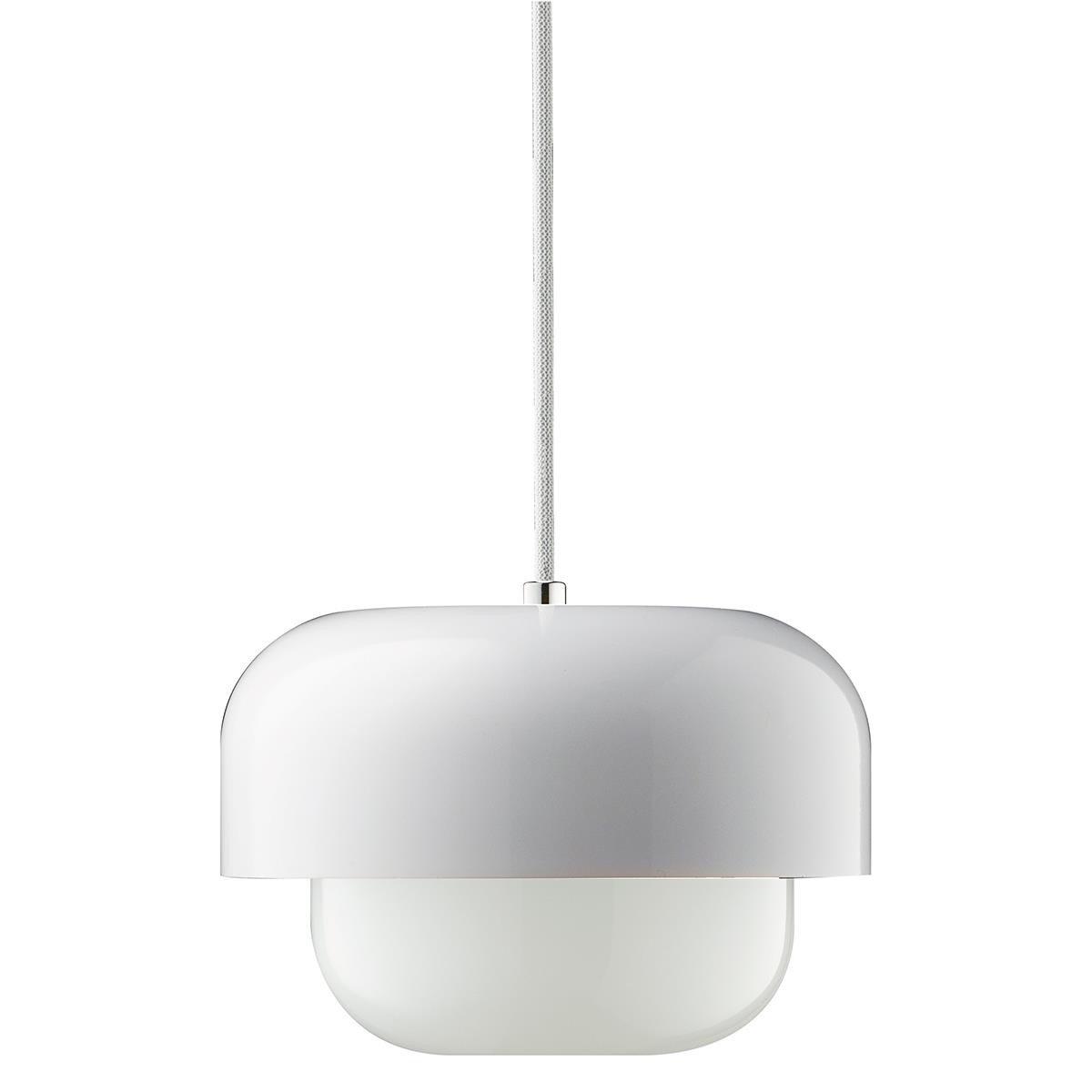 Image of   HAIPOT Pendel Lampe Yin Hvid H15 D23